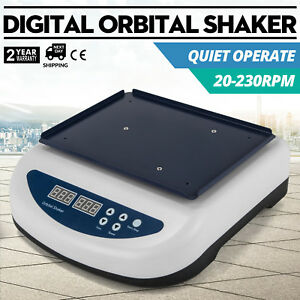 Lab Oscillator Orbital Rotator Shaker Lab line Destaining Variable Speed Pro