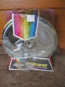 Vintage 1980 S Nos Cal Custom Chrome Plated Air Cleaner 6 3 8 Diameter