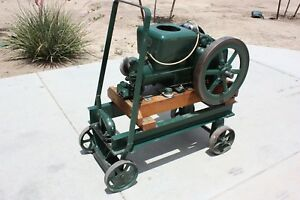 Fairbanks Morse 3 Hp Hit Miss Engine W cart you Can Make An offer