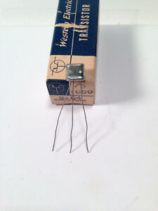 Western Electric 1859 Transistor New