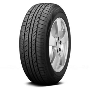 Hankook Tire P205 75r15 S Optimo H724 With White Wall All Season Performance