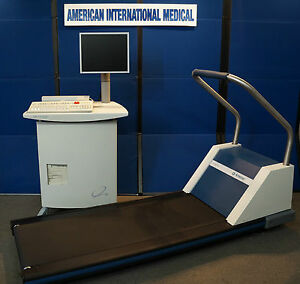 Quinton Q stress Test System With Digital Treadmill Warranty Included