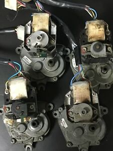 Elmeco Gear Motor Frozen Drink Machine Parts Used 2 Are Marked Tested Good