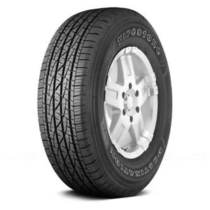 Firestone Tire P245 65r17 T Destination Le2 W Outlined White Lettering