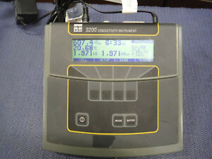 Ysi 3200 Conductivity Instrument With Probe And Ac Adapter