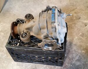 2011 Infiniti Qx56 Rear Differential Carrier Assembly 100k Oem