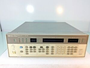 Hp 8657a Signal Generator 0 1 1040mhz W Opt 001 002 Tested