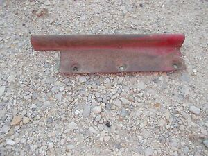 Farmall Ih M Rear Hydraulic Hose Line Cover Guard For Platform