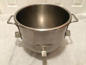 Hobart Vmlh 30 30 Qt Stainless Steel Mixer Mixing Bowl Genuine Oem
