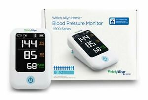 Welch Allyn Home 1500 Series Blood Pressure Monitor With Simple Smartphone Conne