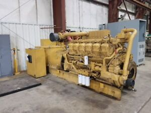 Caterpillar 3512 1400kw Diesel Generator Set
