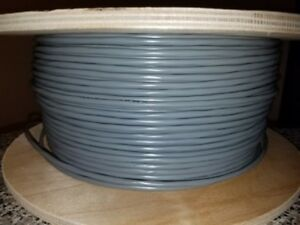 18awg 4c Shielded Stranded Wire Cable For Cnc stepper Motors 125ft