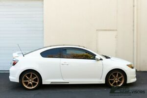 Eos Visors For 05 10 Scion Tc Ant10 Jdm In Channel Side Vents Window Deflectors