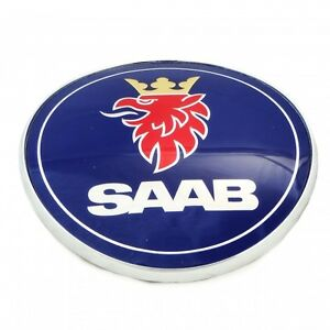 Saab 9 3 Hatchback Trunk And Hood Badge 1998 2003 Aero Turbo Se Lpt