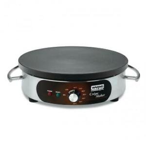 Waring Wsc160 16 In Electric Crepe Maker Griddle