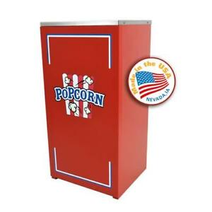 Paragon 3080800 Stand red For Cineplex Popcorn Machine