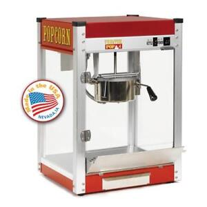 Paragon 1104210 4 Oz Electric Countertop Popcorn Popper