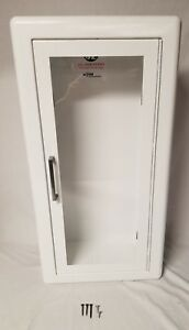Jl Industries Model 1017f10 Semi recessed Fire Extinguisher Cabinet 1095