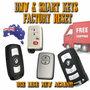 Toyota Bmw Smart Key Resetting Virginizing Re use Old Keys We Make Them New