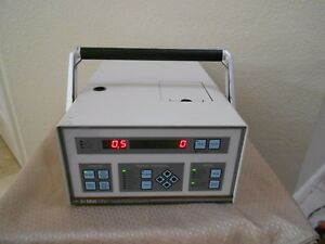Met One A2408 1 115 1 Portable Laser Particle Counter Tested Clean