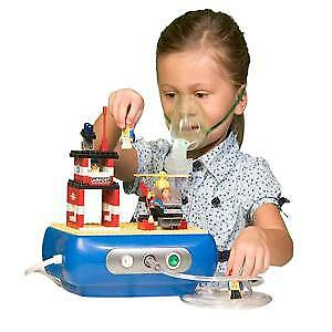 Interactive Building Block Compressor Nebulizer System mq7000 new Sale