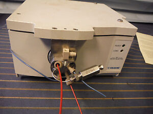 Gilson Hplc Injection Valve Micro Rheodyne Injector 841