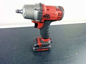 aa151 Mac Tools Bwp038 3 8 Drive 12v Lithium Ion Cordless Impact Wrench
