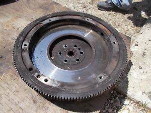 Farmall 560 Rowcrop Tractor Original Ih Flywheel Starter Ring Gear 367506r1
