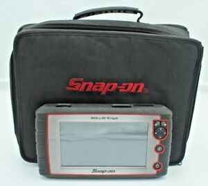 Snap On Tools Eesc320 Solus Edge With Europe Diagnostic Scanner Code Reader