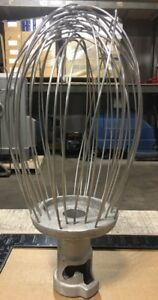 Hobart Commercial Mixer 30qt Reducer Whisk Attachment Model Vmlh 30 D Our 8