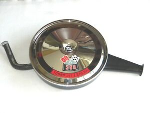 1967 Chevrolet Chevelle Impala Ss Camaro 396 325hp K 19 Smog Air Cleaner 427 335