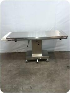 Veterinary Or Operating Room Surgical Table 206058
