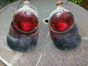 Ford Tractor Or Truck Tail Lights