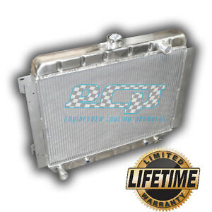 New Hd Mopar Big Block Aluminum Radiator 1967 1974 Mopars 26 Hd Cooling