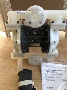 Husky 1050 Air Operated Diaphragm Pump New Inbox