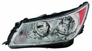 For 2010 2013 Buick Lacrosse Us Allure Canada Headlight Headlamp Driver Side