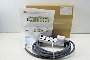 Automation Direct Zp jbh84 2p 5 Zipport Junction Block 8 Ports 4 pin new