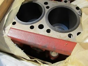 Allis Chalmers Deutz Allis 74006174 Diesel Tractor Engine Short Block Assm Nos