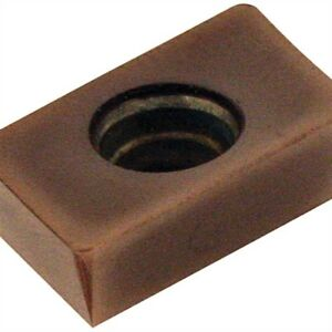 Mil tec 40024at 11ataltin Carbide Insert For Hv5hd Series Face end Mill pk 10