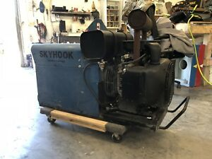 Skyhook Cw 200le Dc Weld charge And Power Generator