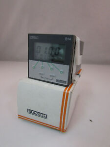 Crouzet 88857005 Industrial Control System Timer 814