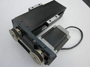 Thk Lm Guide Actuator Kr33 With Vexta Motor