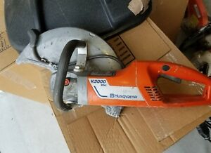 Husqvarna K3000 Wet Cut Off Saw