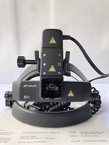 Topcon Id 10 Indirect Ophthalmoscope In Mint Condition