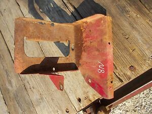 Ford 8n Tractor Tool Box Holder Battery Tray 8 N