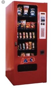 10 Usi Snack Vending Machines W Bill Acceptor Clean And Nice