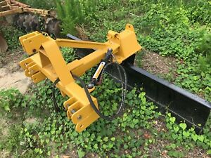 3pt 8 Extreme Duty Hyd Angle Grader Blade