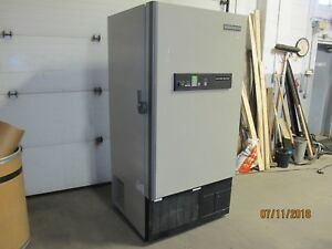 Harris Thermo Scientific 80 85 c Ultra low Laboratory Freezer 21 Cu ft Upright