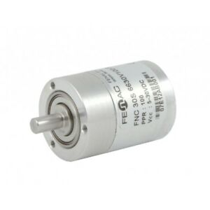 New Fnc 30s Series 1024p r Incremental Rotary Encoder 6mm Shaft