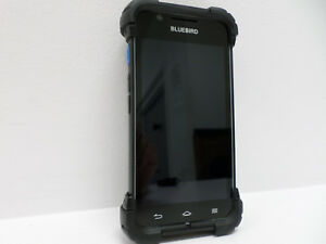 Bluebird Rugged Handheld Mobile Android 4 2 2 Computer With Scanner And Msr Bp30